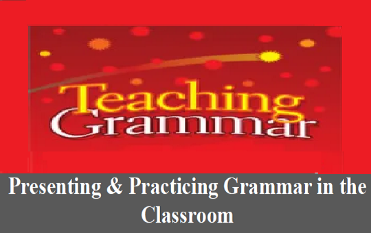 EFL Grammar Teaching Guide - FREE
